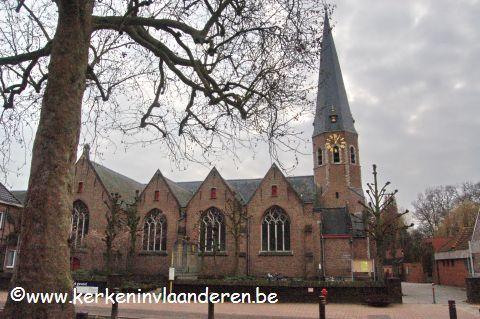 Sint-Daniëlkerk Beervelde