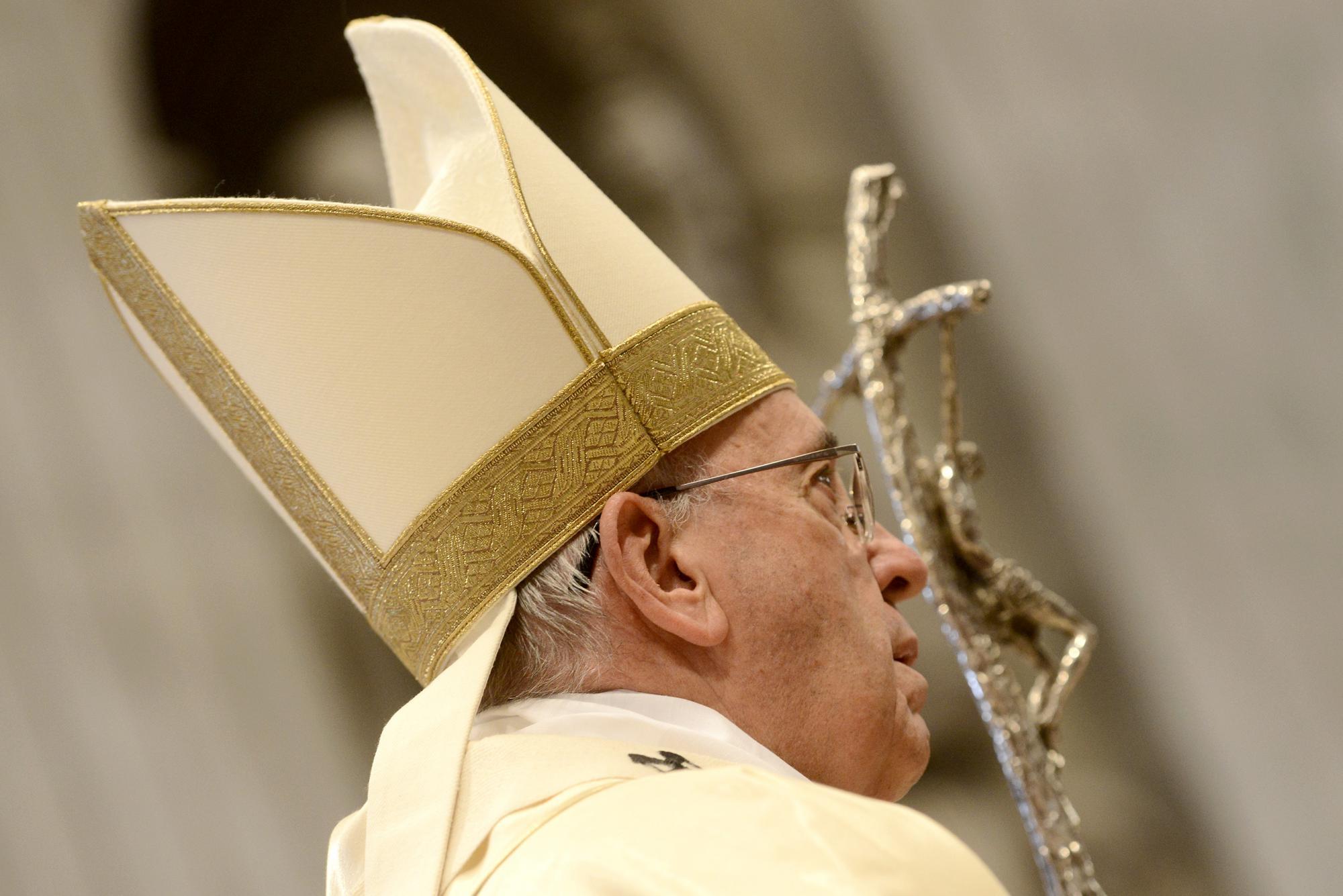 Paus Franciscus © SIR/Siciliani-Gennari