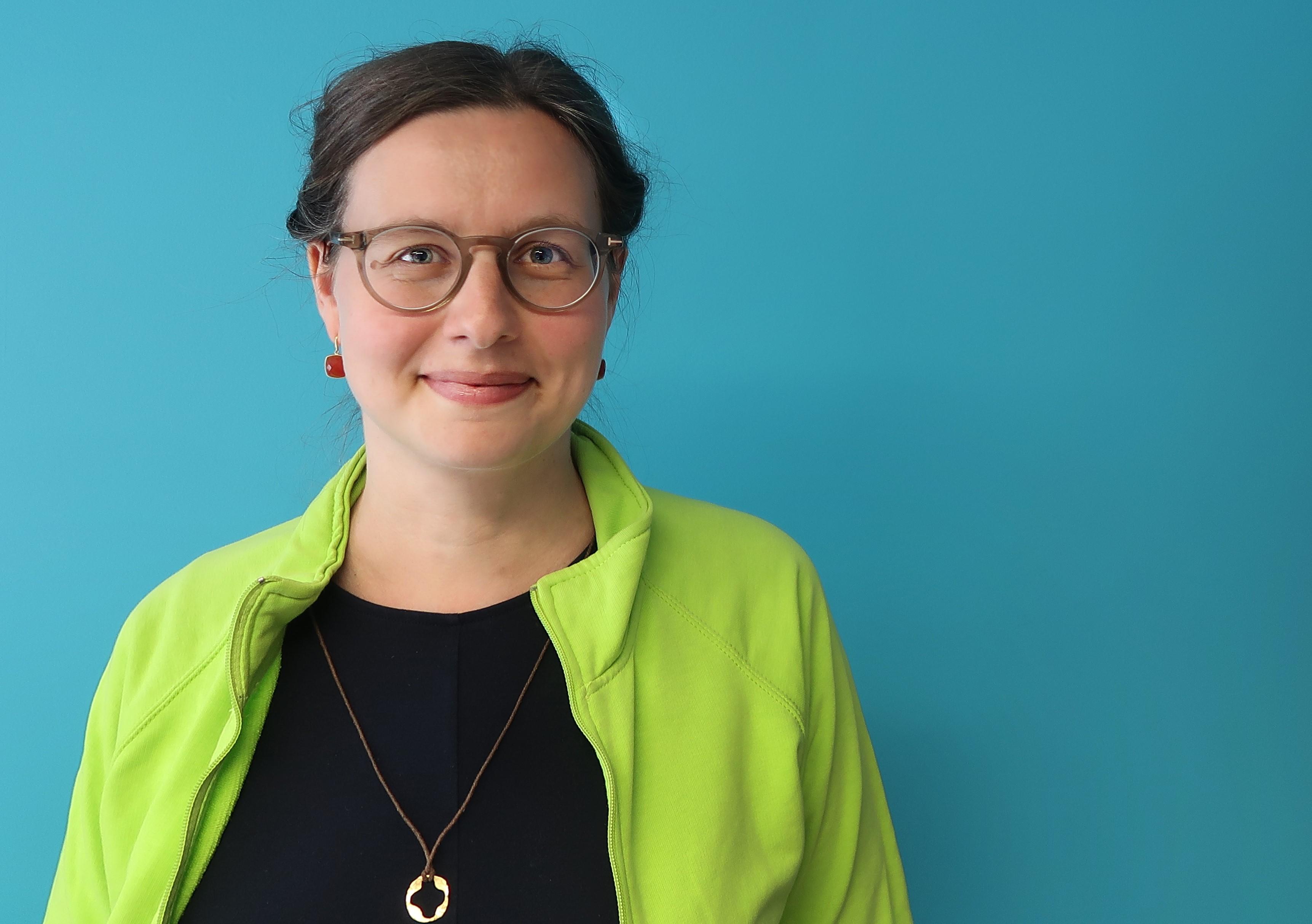 Anaïs Fayt volgt Annelien Boone op als directeur van IJD Jongerenpastoraal Vlaanderen © IJD