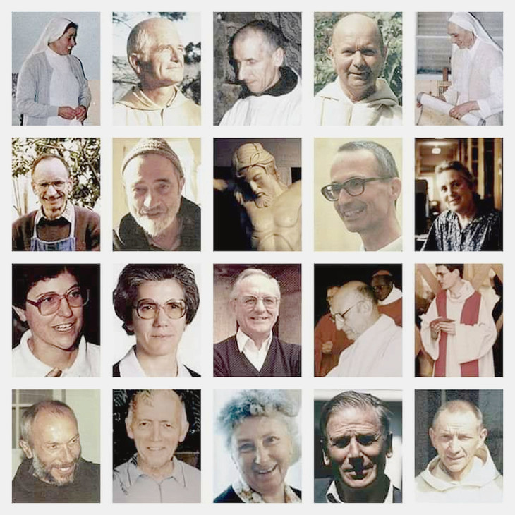 De 19 martelaren van Oran © Bayard