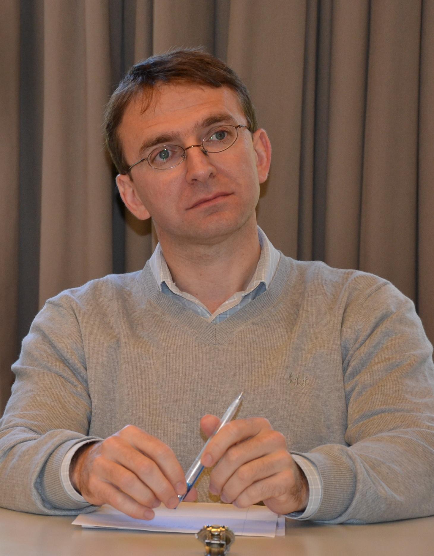 Kanunnik Kristof Struys (©Persdienst Aartsbisdom)