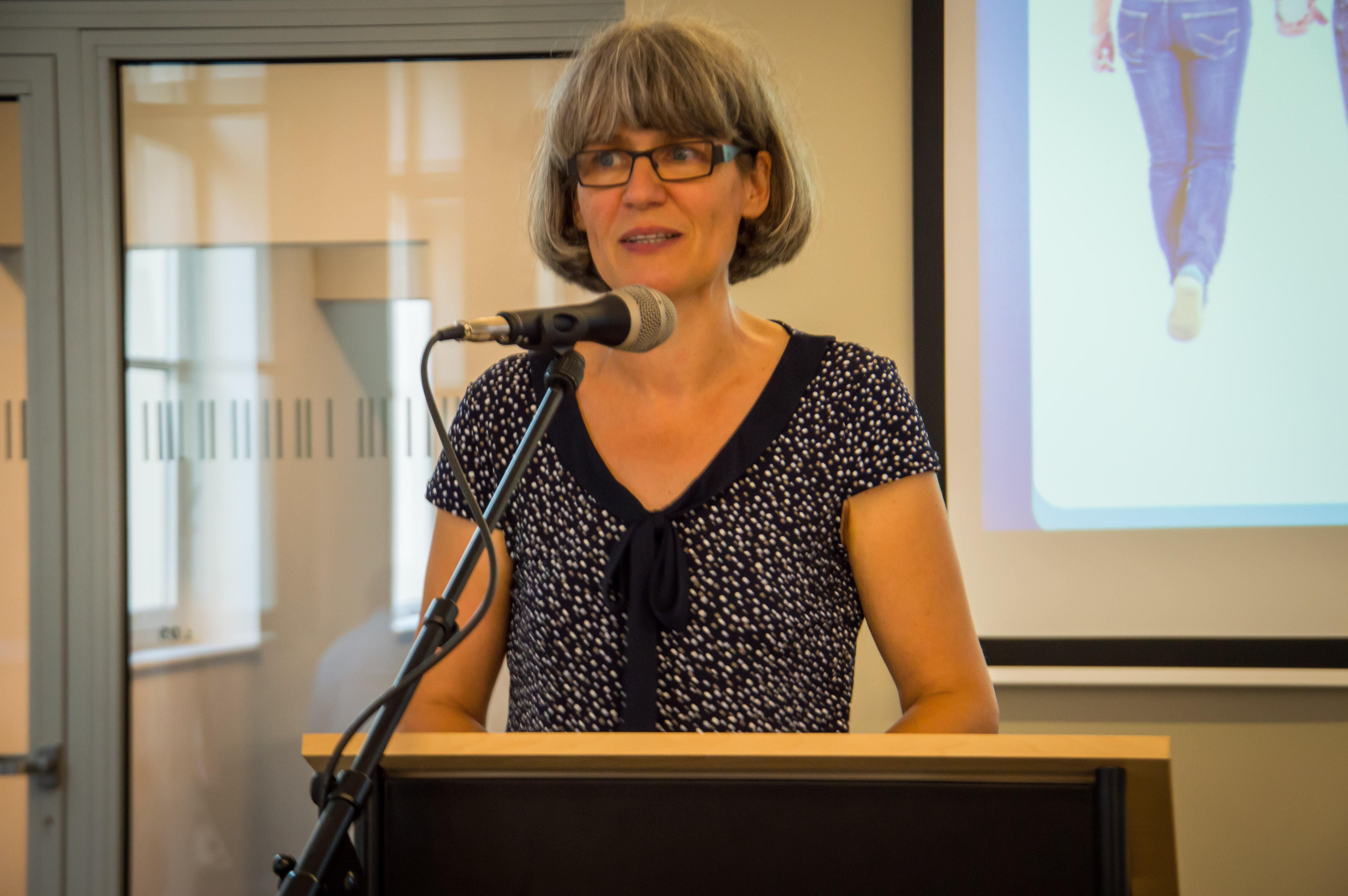 Kathleen Martens, CCV Gent © Bisdom Gent, foto: Karel Van de Voorde
