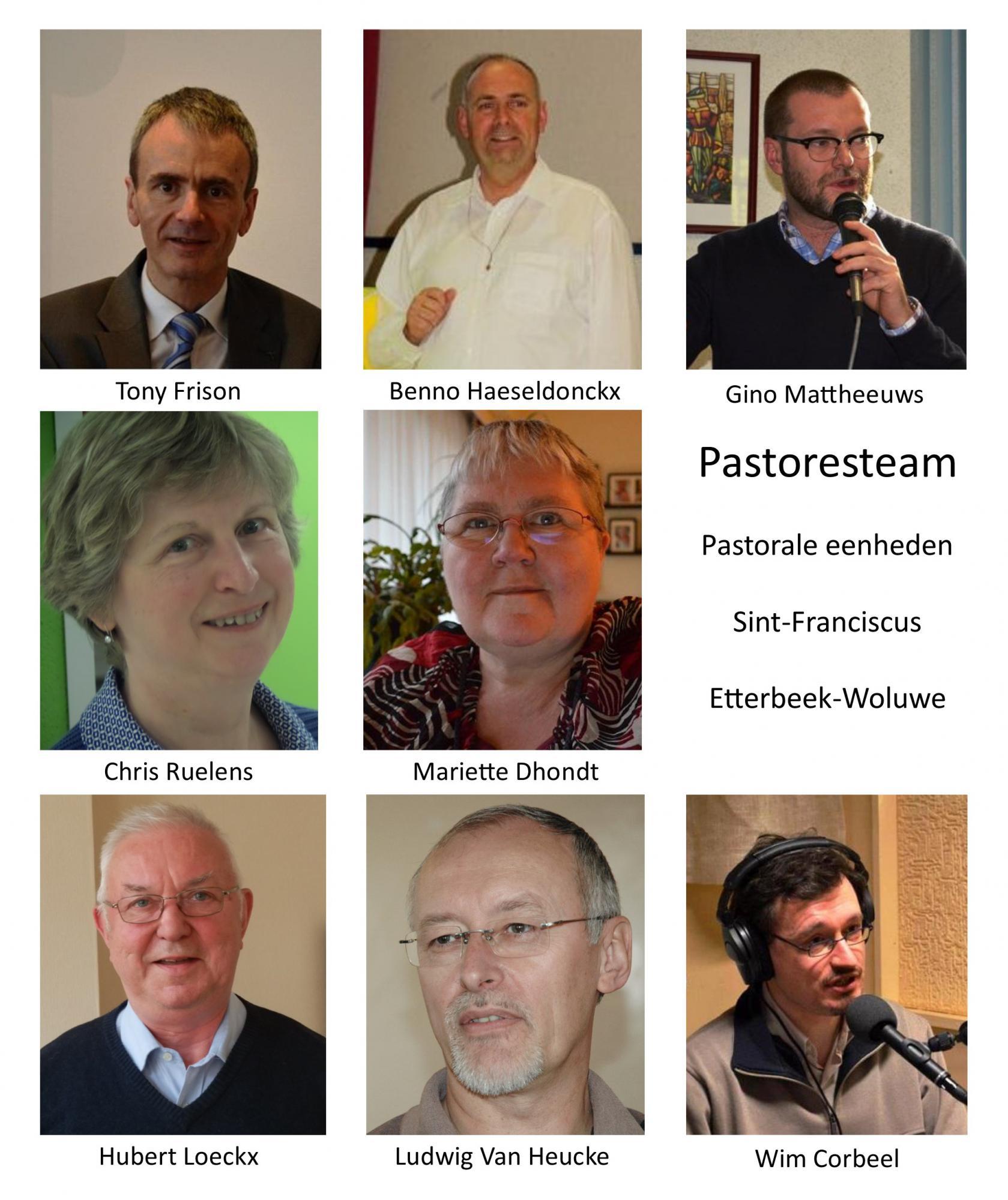 Pastoresteam Sint-Franciscus & Etterbeek-Woluwe © Mariette