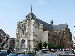 Parochie Sint-Sulpitius Diest
