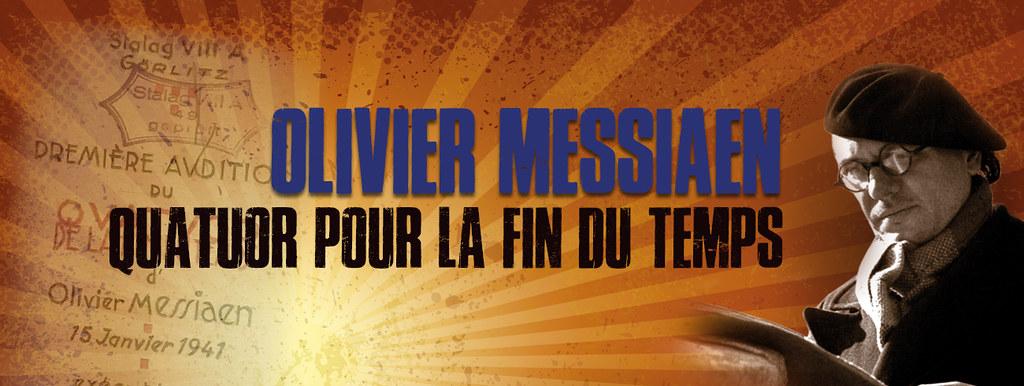 Olivier Messiaens meesterwerk wordt eind mei gespeeld in Gent. © CCV