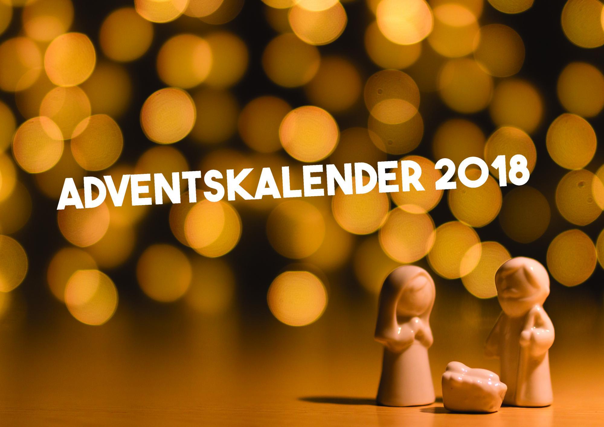 Adventskalender 2018  © Gezinspastoraal bisdom Antwerpen