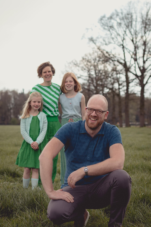 Dries de Bakker: 'Als ik liefde maar een stem kan geven'  © Andries Vervaecke