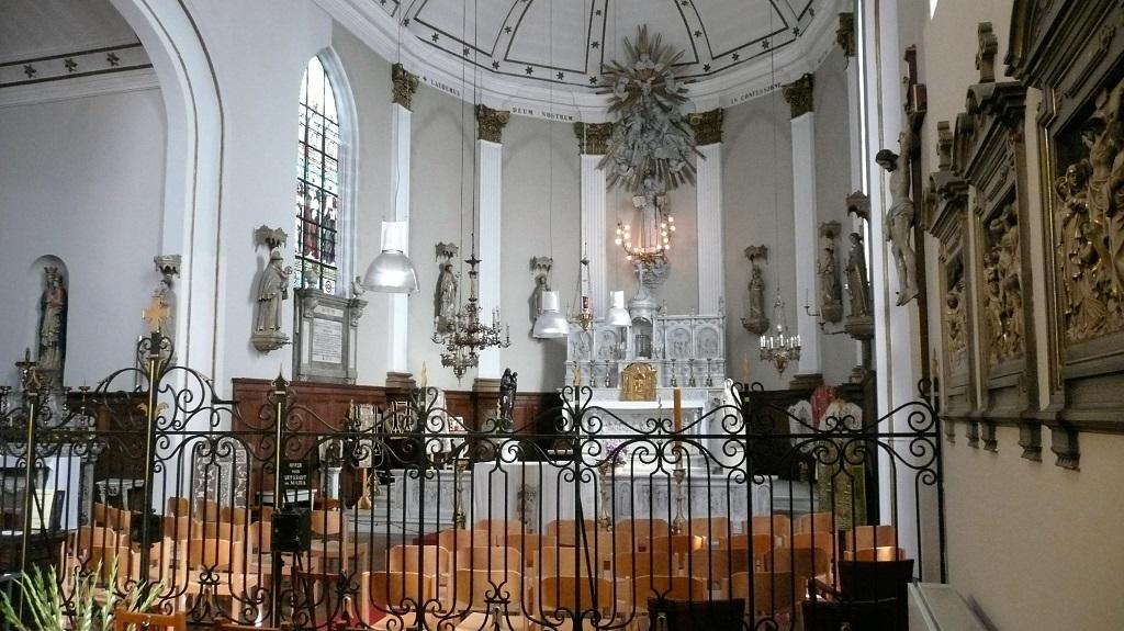 Begijnhofkerk Sint-Catharina in Antwerpen