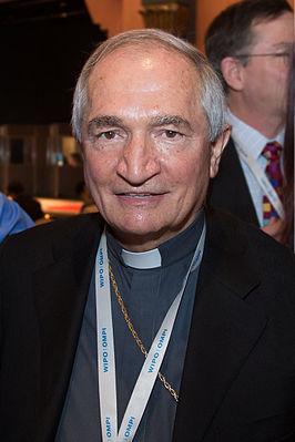 Aartsbisschop Silvano Tomasi © Wikipedia