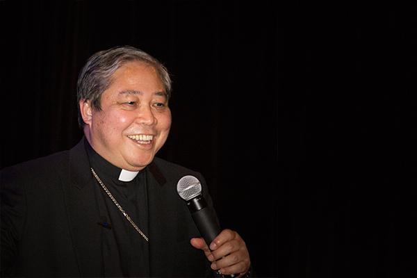aartsbisschop Bernardito Auza © VN-missie van de Heilige Stoel in New York