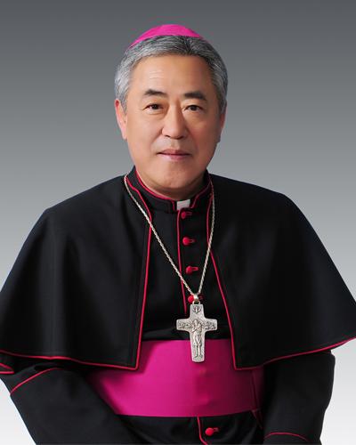 Bisschop Bae Ki-hyen © CBC