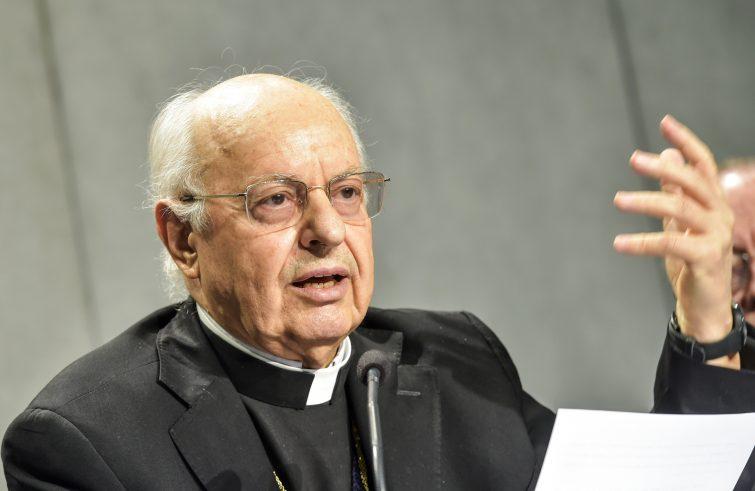 Lorenzo Baldisseri © SIR/Vatican Media