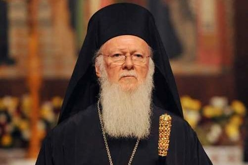 De oecumenische patriarch Bartholomeos © Orthobel