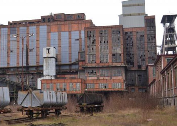 De kolenwasserij van Beringen © ETWIE vzw