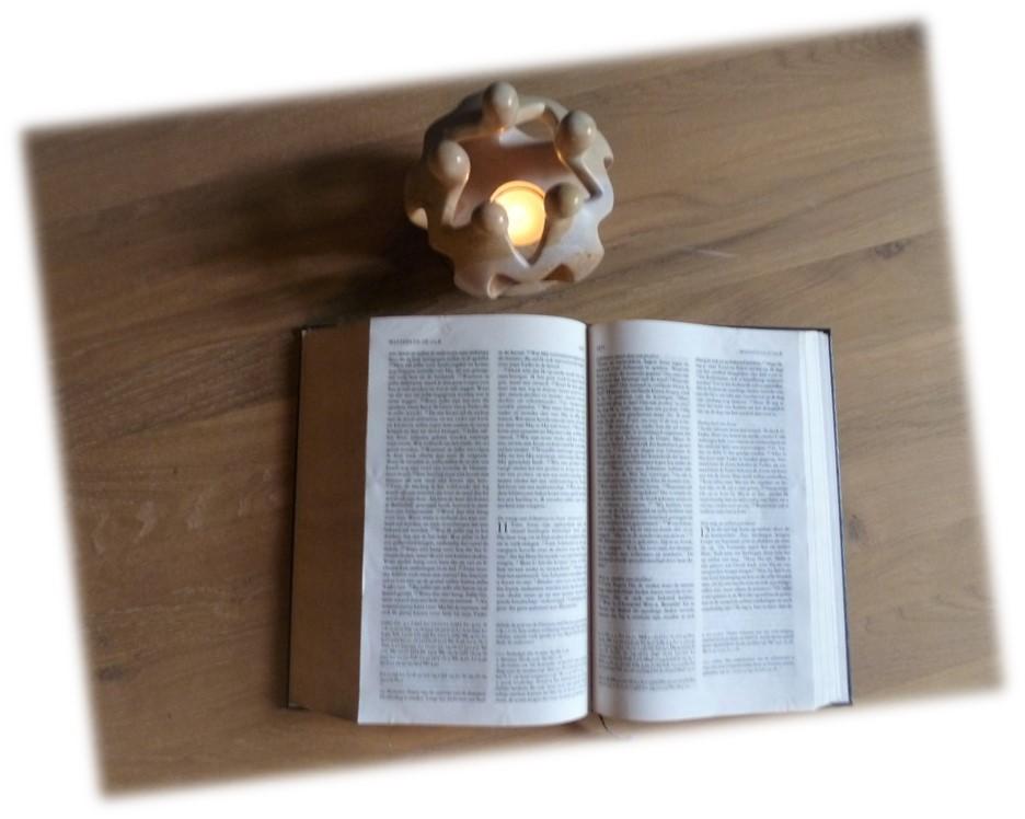 'Heer, leer ons bidden'