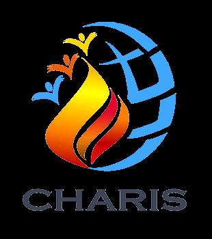 Het logo van de nieuwe dienstverlening CHARIS © VaticanMedia