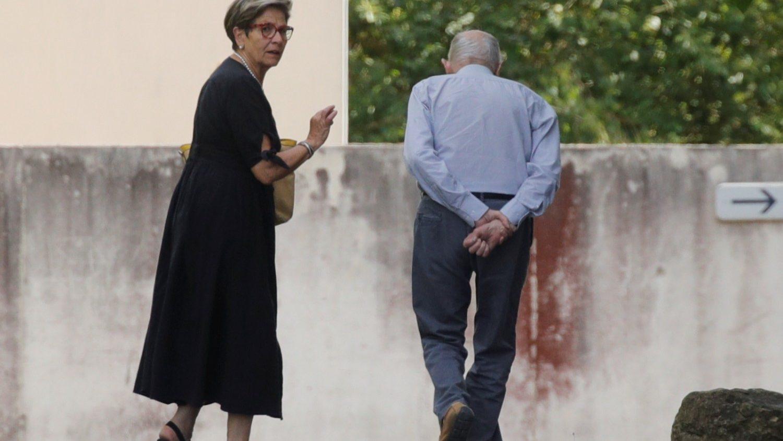 De ouders van Vincent Lambert verlaten het Universitair Ziekenhuis in Reims  © VaticanMedia