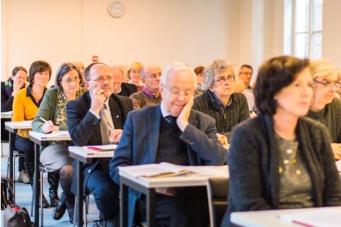 Vormingsdag voor de dekenale ploegen van het Bisdom Gent