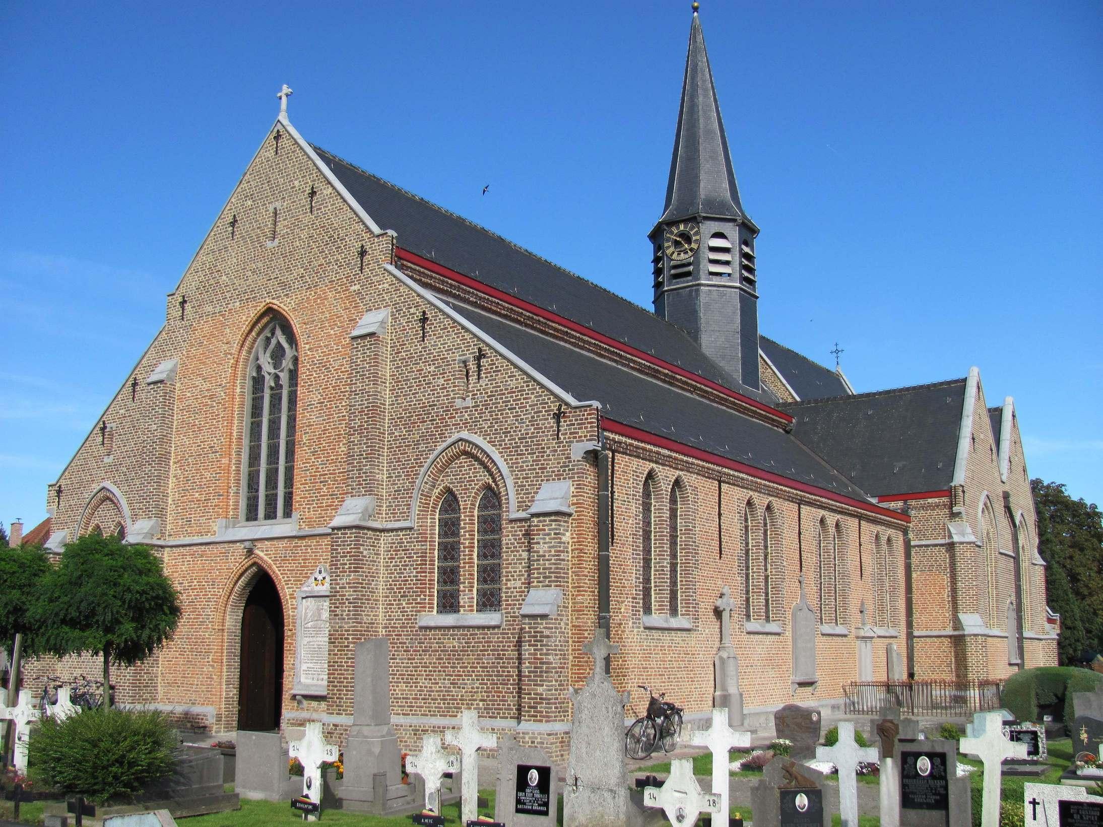 Kerk van Desteldonk