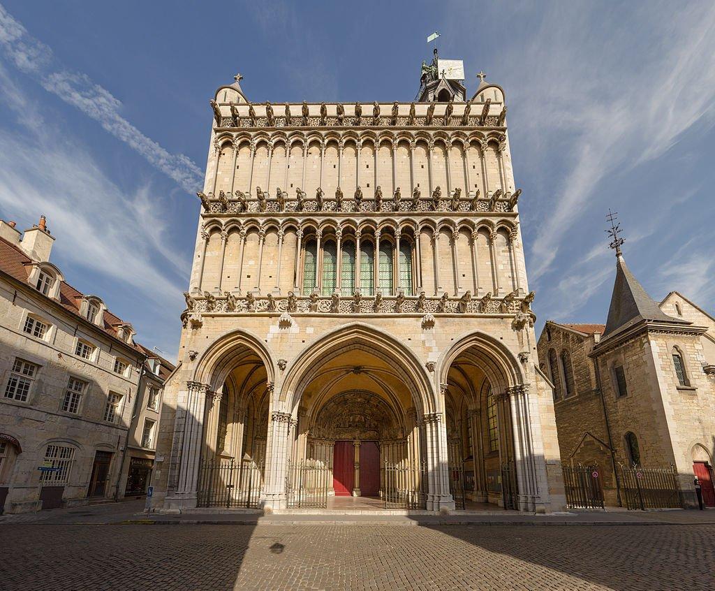 De Onze-Lieve-Vrouwkerk van Dijon © Diocese de Dijon