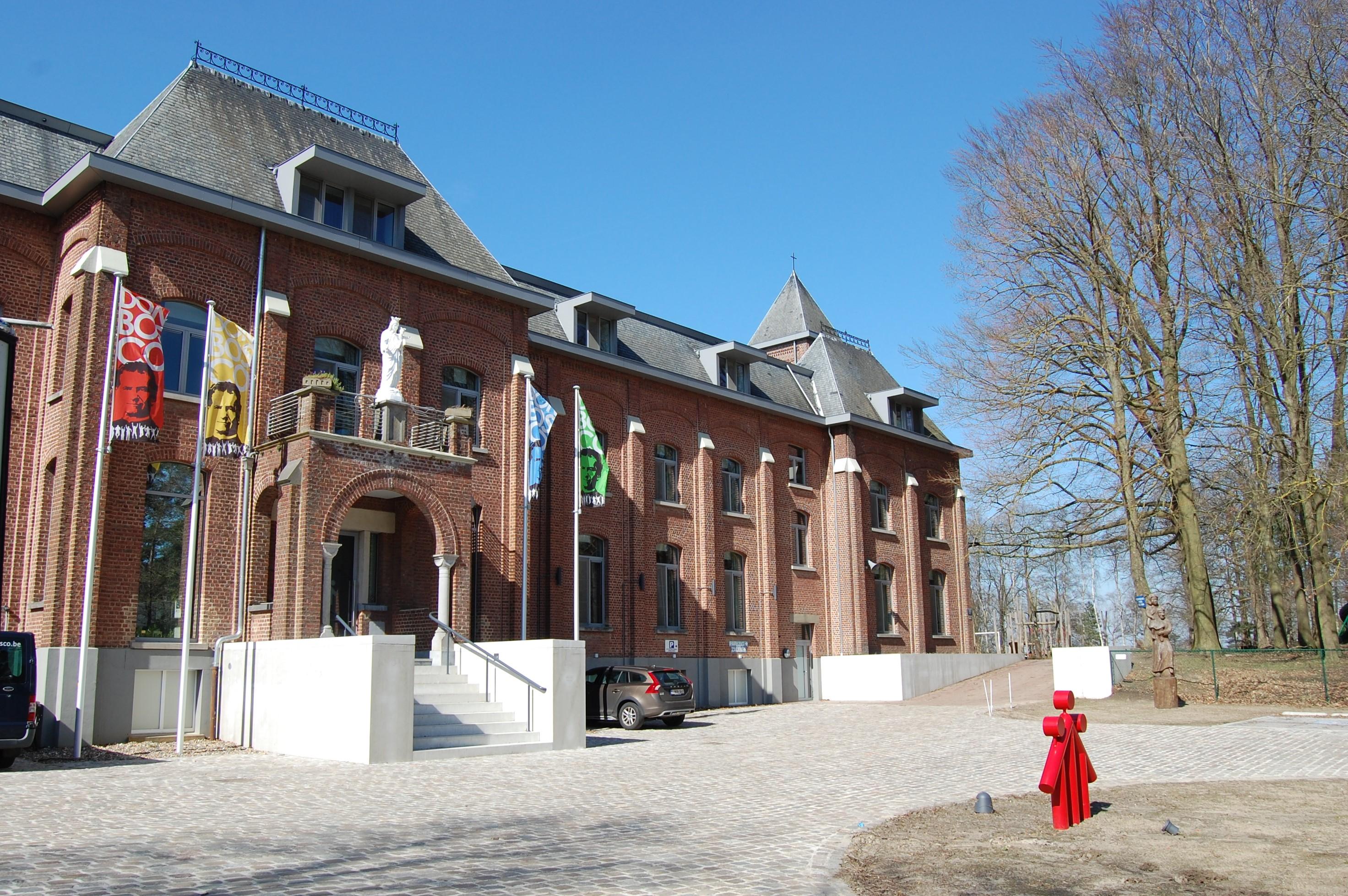 Don Bosco in Oud-Heverlee © Gee Van den Berghe