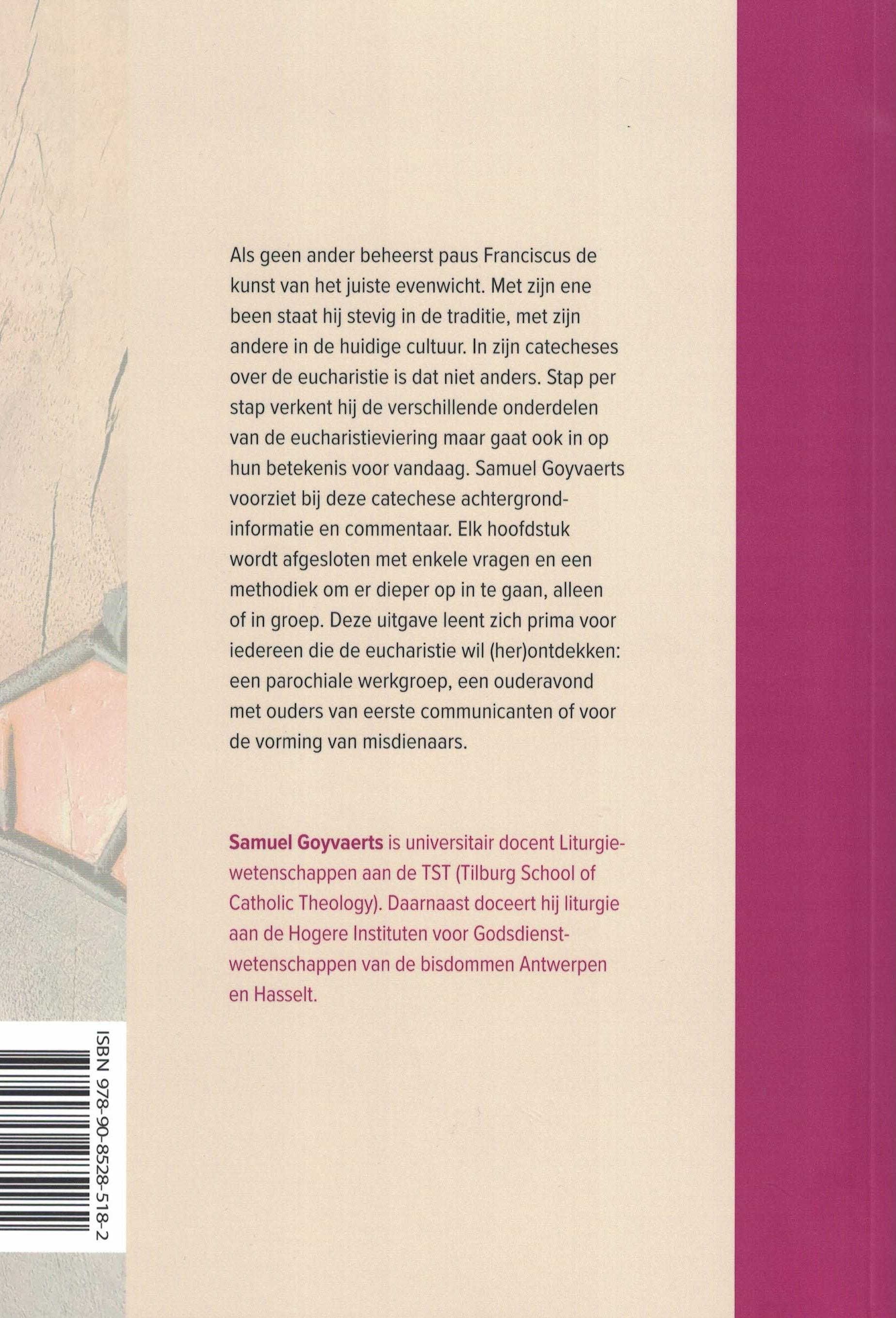 Achterflap boek © Uitgeverij Halewijn / Adveniat