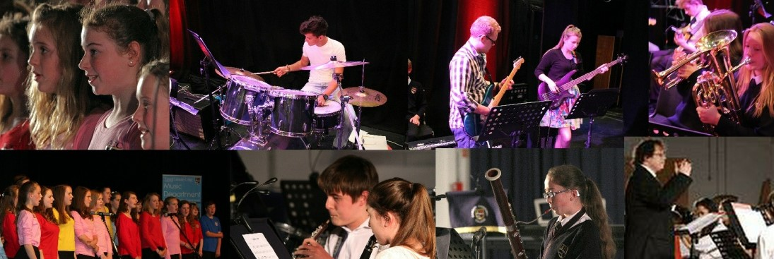 Exmouth C.C. Singers & Musicians © Exmouth Community College