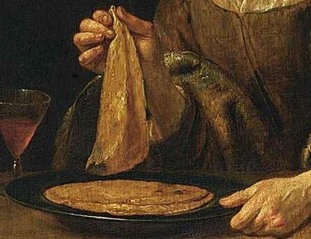 Waar je ook heen gaat, er is altijd wel ergens een vrouwke rijk of arm, en die maakt haar panneke warm. © struif_Pannenkoek_Jan-van-Bijlert_17de_446-2-300x230