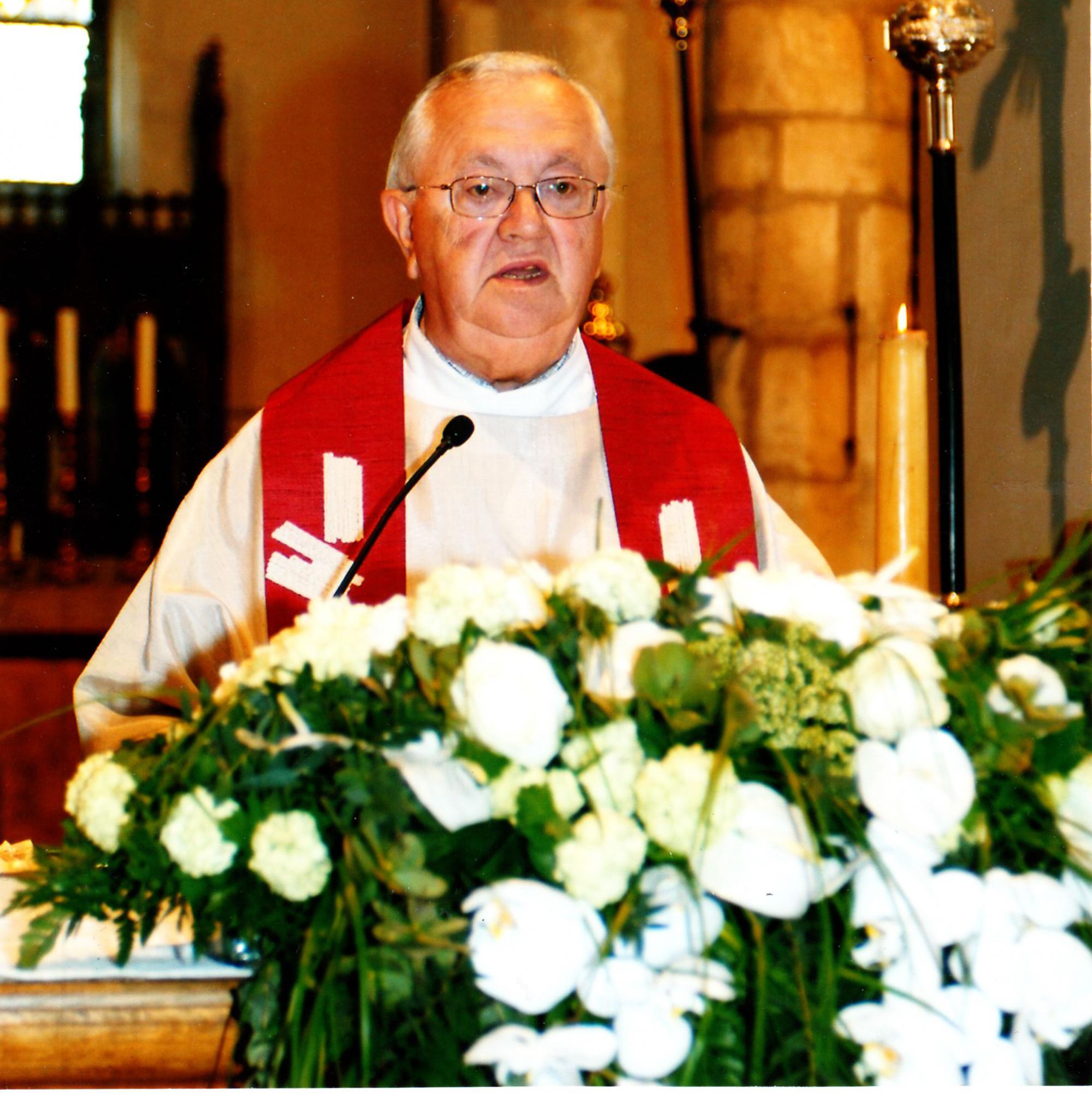E.H. Guido Huys (Overleden op 16 januari in Sint-Niklaas. Hij werd geboren in Lokeren op 30 januari 1938 en priester gewijd op 8 juni 1963.)