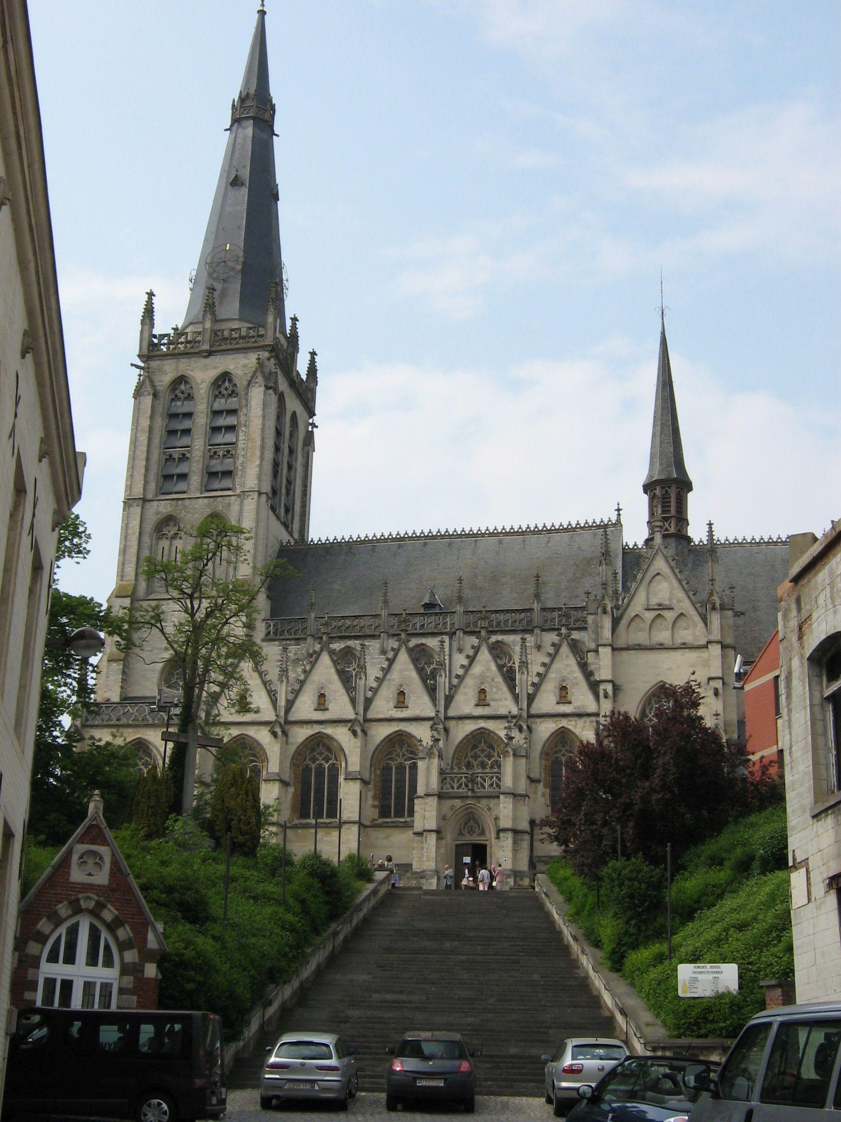 De Onze-Lieve-Vrouwkerk van Alsemberg