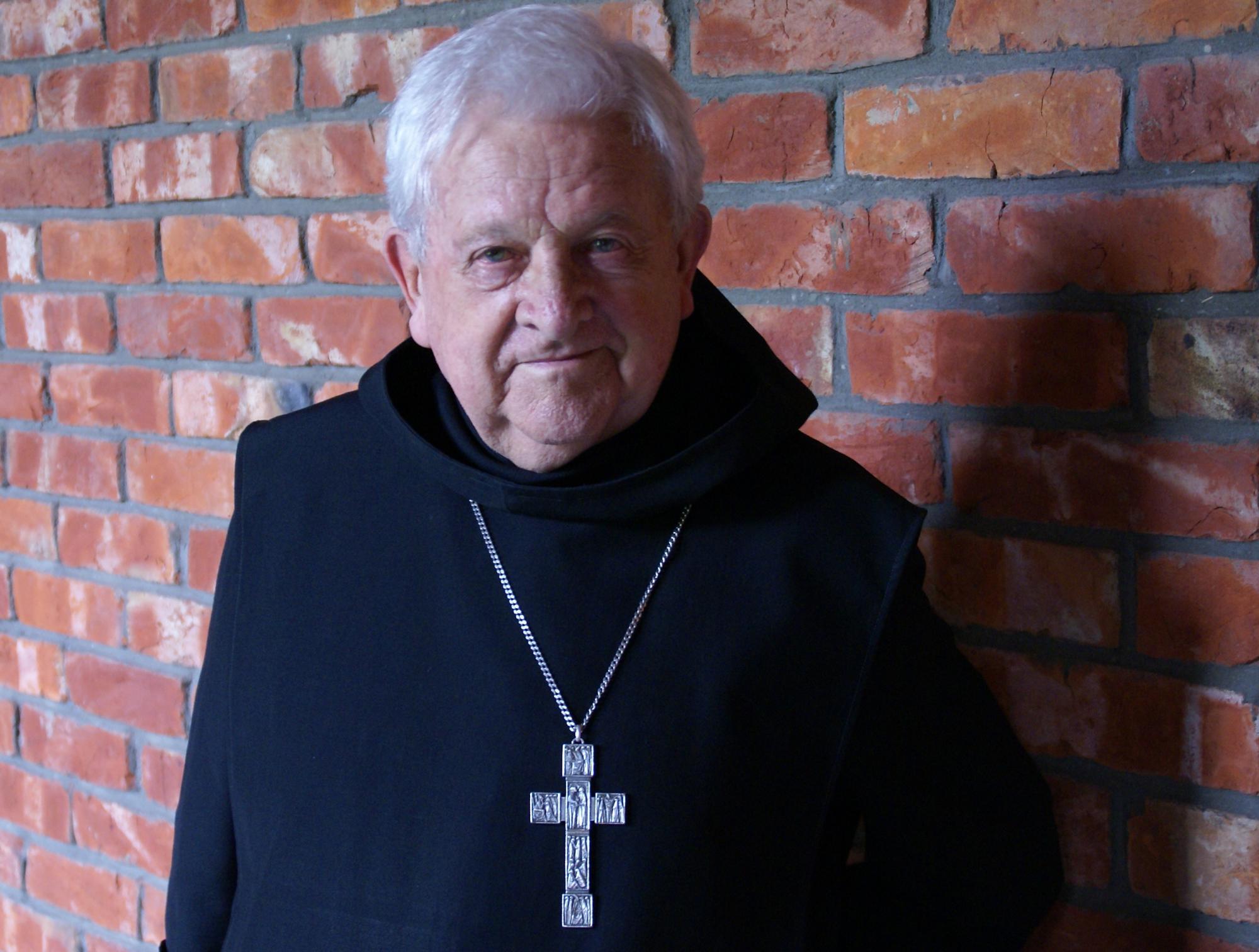 Emeritus bisschop van Pietersburg en benedictijn Fulgentius – Werner – Le Roy © IPID
