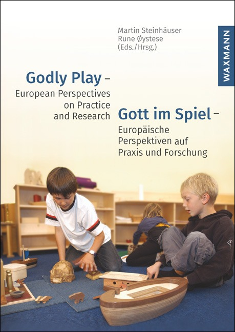 Boek van de 5de Europese Godly Play Conferentie © Waxmann Verlag