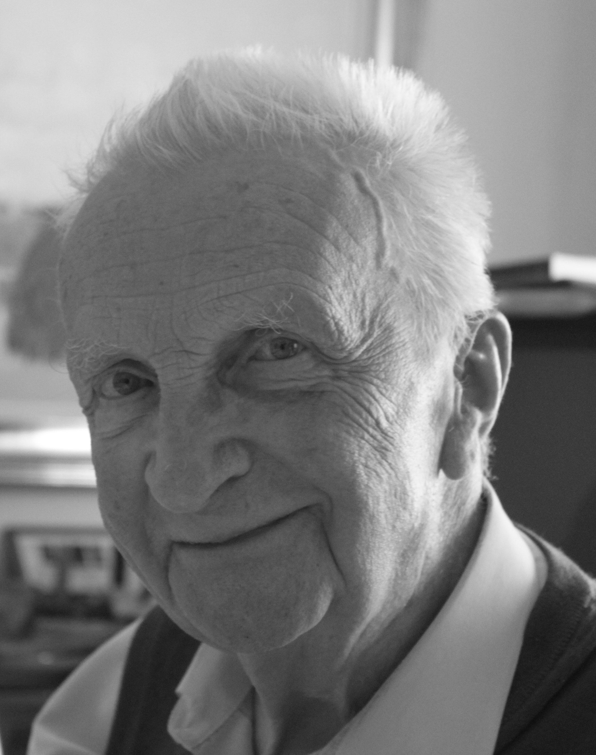 Professor emeritus Jan Grootaers