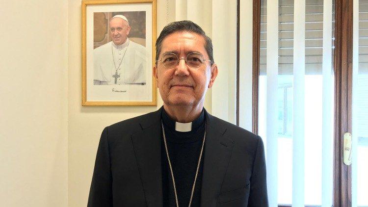Miguel Ayuso Guixot, de voorzitter van de Pauselijke Raad voor de Interreligieuze Dialoog © Vatican Media