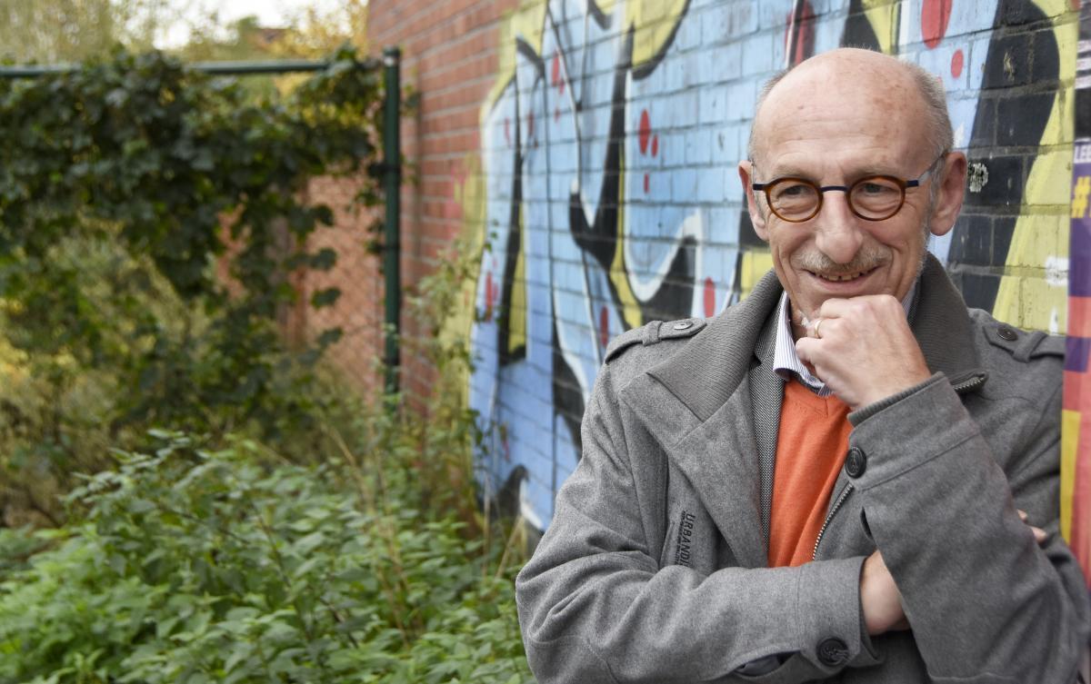 Dr. Rudy Liagre: Ik ben voorstander ervan binnen de ziekenfondsen een vertrouwensarts aan te stellen voor  © Maîtrise