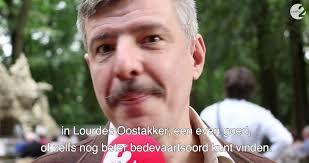 Homo turisticus in Oostakker