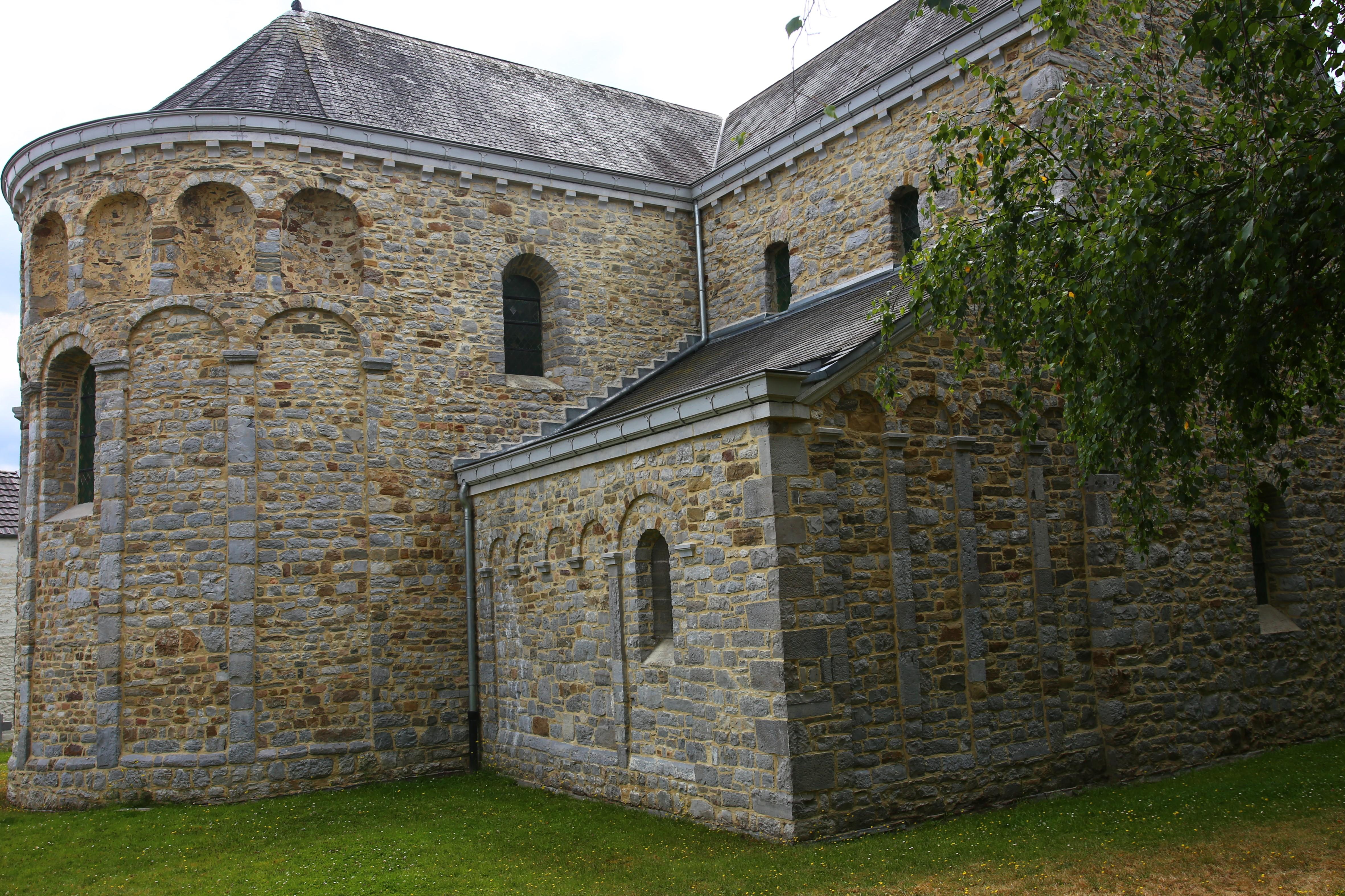 Saint-Pierre-kerk in Xhignesse © Kolet Janssen