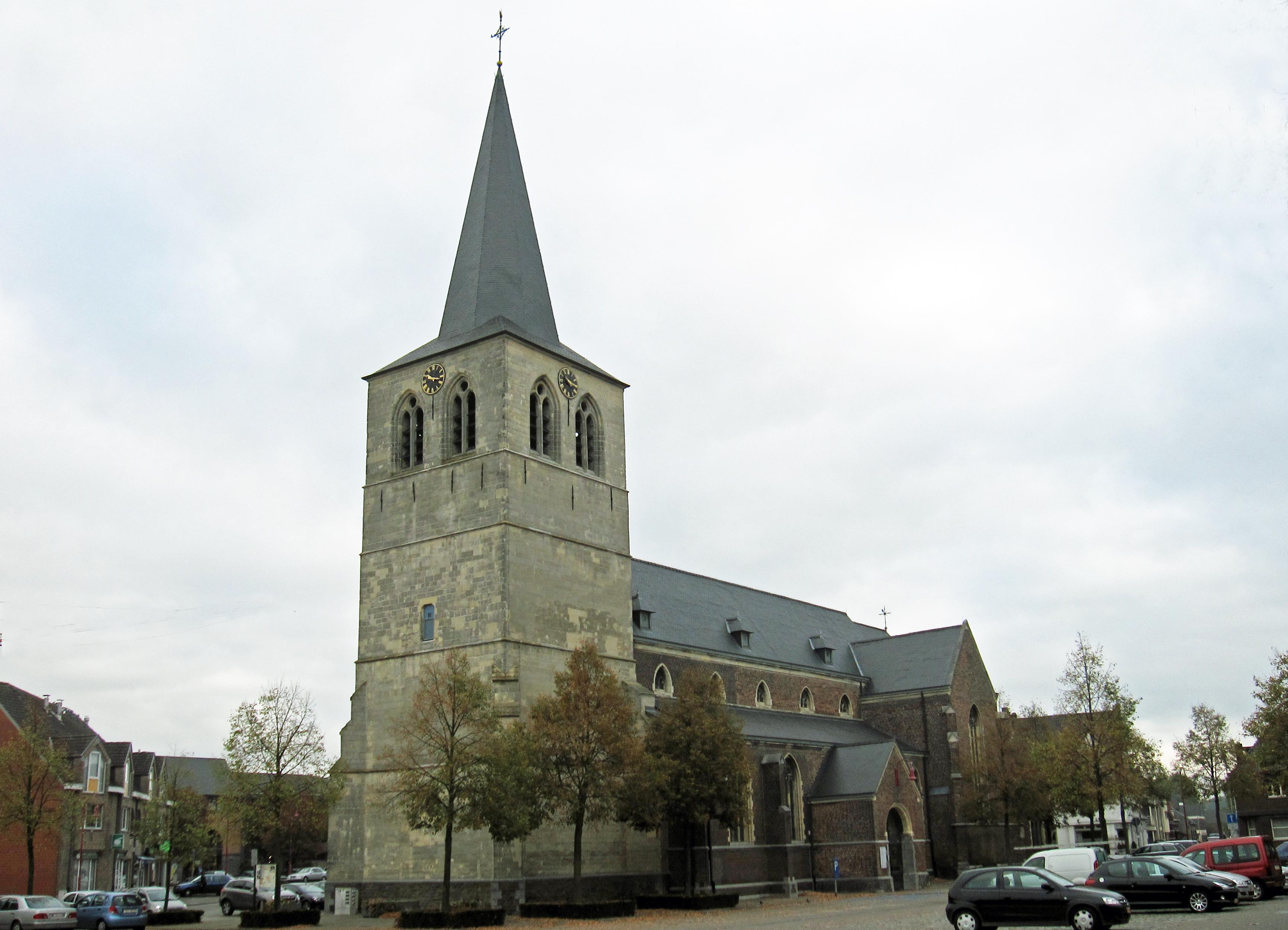 Bocholt, Kerkplein 1