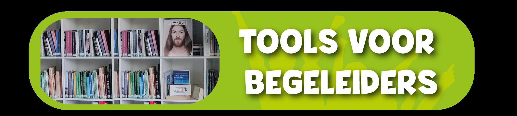 Knop: tools voor begeleiders