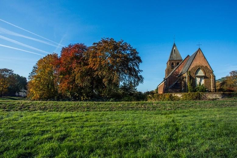 Sint-Pieterskerk in Langdorp. © Religare