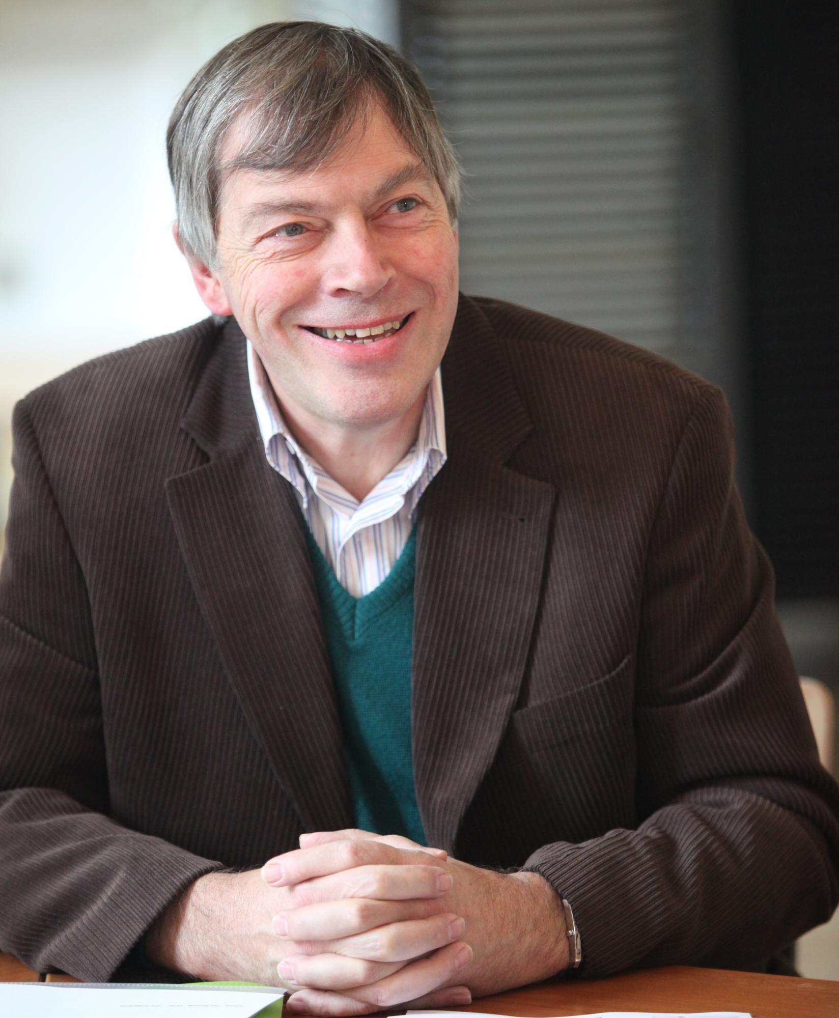 Luc Roussel, de nieuwe nationale proost van het ACV © Vicariaat Brussel