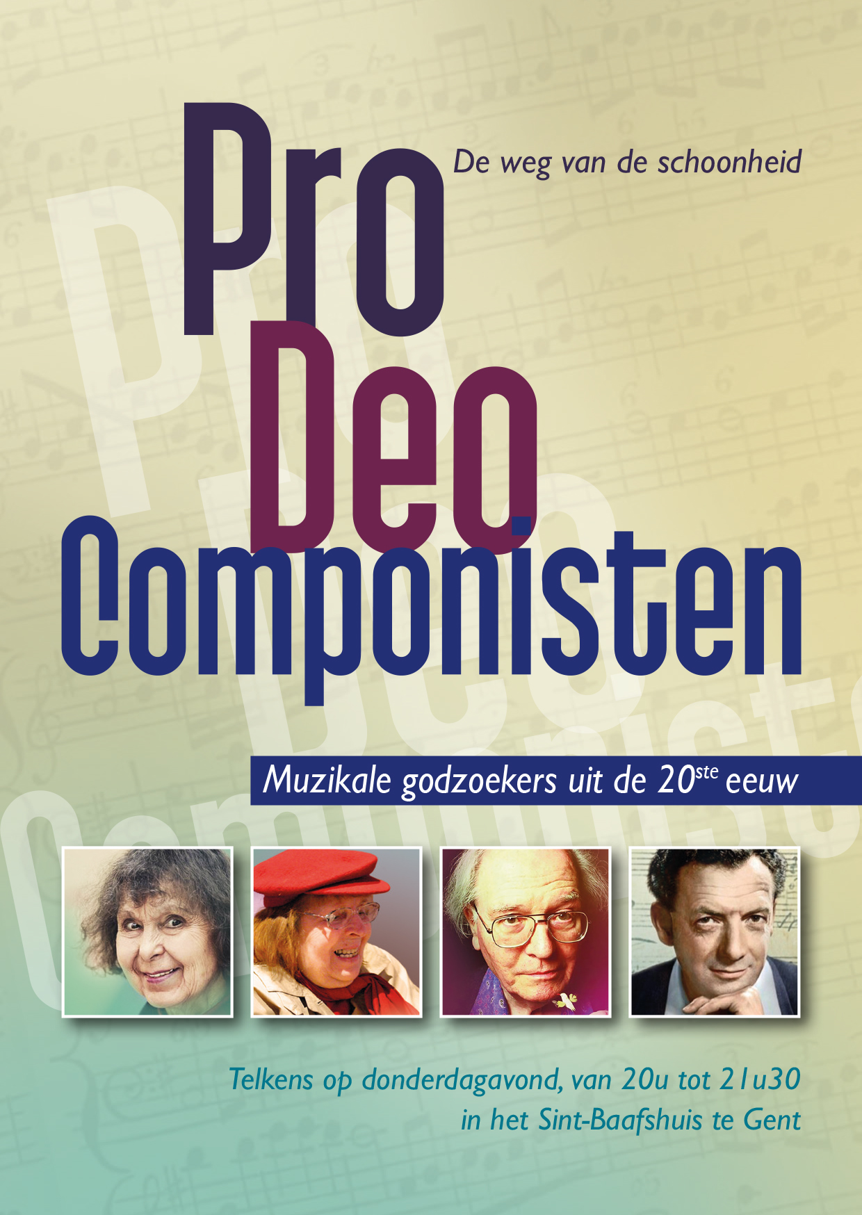 Pro Deo Componisten © CCV Gent