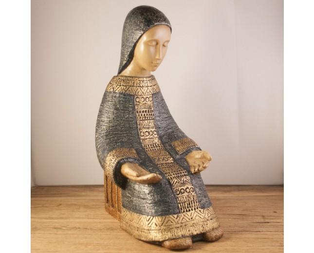 Met Maria wachten en verwachten ....