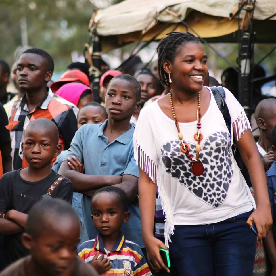 Inmiddels telt de jongerenbeweging Lucha 10.000 activisten in heel DR Congo.