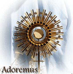 Uitstelling van het H. Sacrament © Gracy Peelman