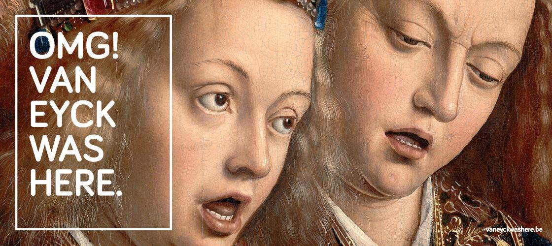 Van Eyck-jaar 2020 © Visit Ghent