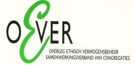 Het logo van Oever © Oever