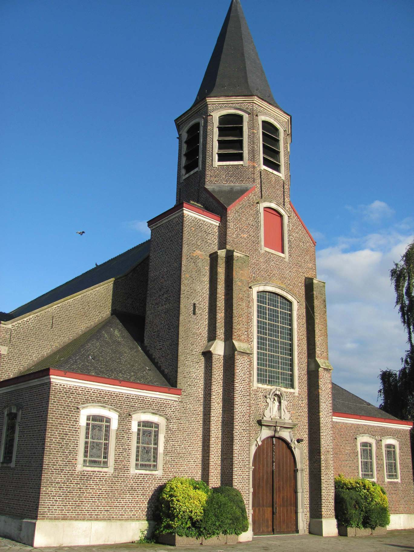 Kerk Sint-Amandus Oostakker © Bavoparochie