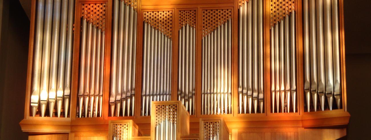 Het orgel van Koksijde © Mieke Persyn