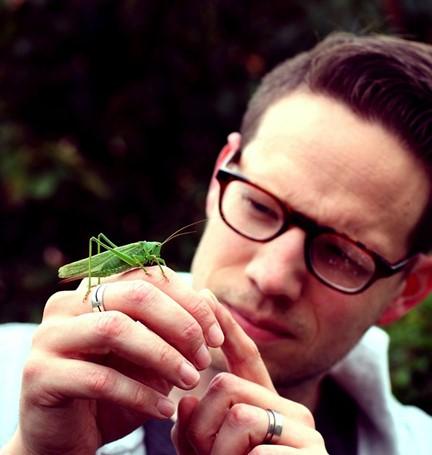 Filips Defoort is naast vormingsmedewerker voor CCV ook een groot dierenliefhebber. © Filips Defoort